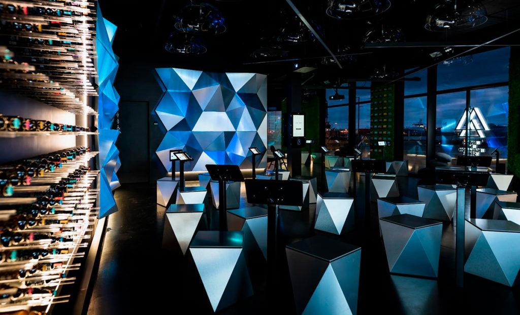 bionic bar cartonlab moho arquitectos