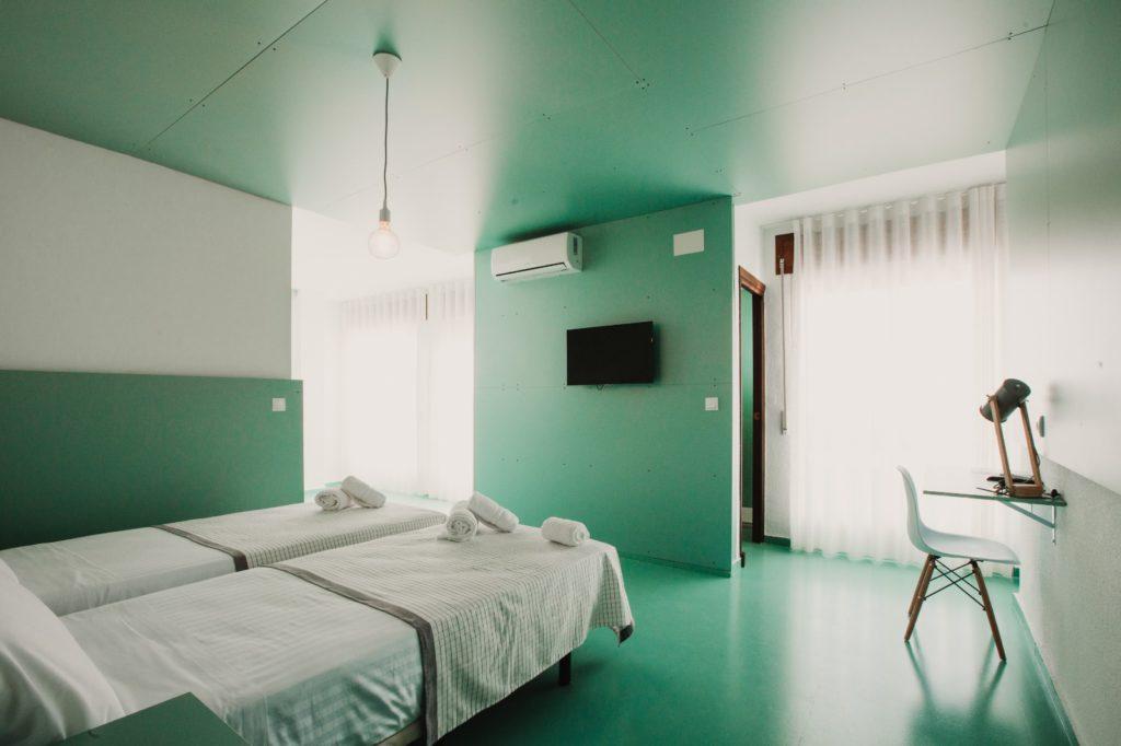 Dormitorio zona Up